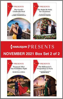 Harlequin Presents November 2021 - Box Set 2 of 2