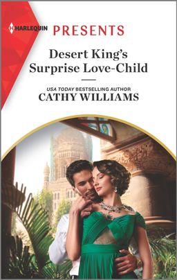 Desert King's Surprise Love-Child