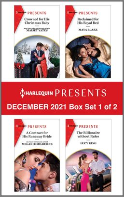 Harlequin Presents December 2021 - Box Set 1 of 2
