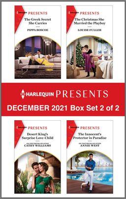 Harlequin Presents December 2021 - Box Set 2 of 2