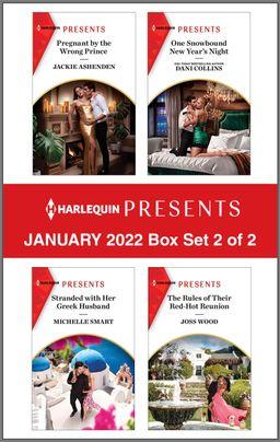 Harlequin Presents January 2022 - Box Set 2 of 2