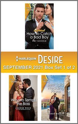 Harlequin Desire September 2021 - Box Set 1 of 2