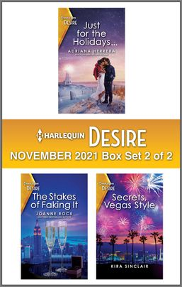Harlequin Desire November 2021 - Box Set 2 of 2