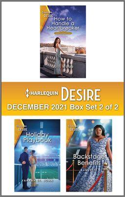 Harlequin Desire December 2021 - Box Set 2 of 2