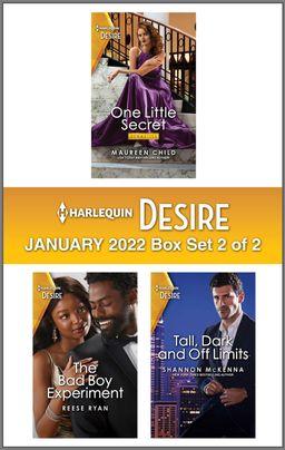 Harlequin Desire January 2022 - Box Set 2 of 2