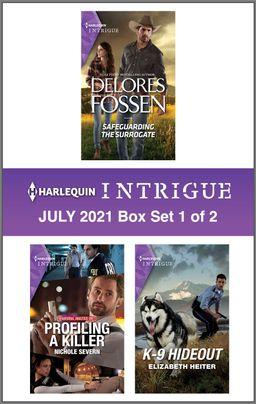 Harlequin Intrigue July 2021 - Box Set 1 of 2