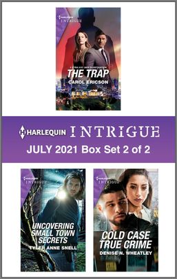 Harlequin Intrigue July 2021 - Box Set 2 of 2