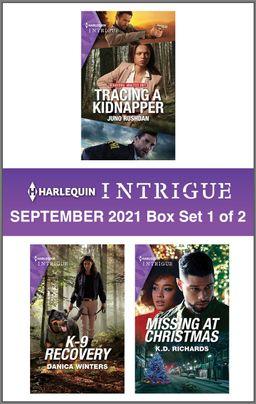 Harlquin Intrigue September 2021 - Box Set 1 of 2