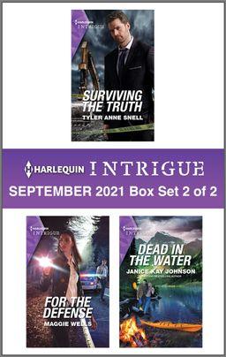 Harlequin Intriuge September 2021 - Box Set 2 of 2