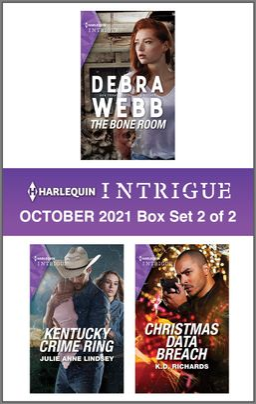 Harlequin Intrigue October 2021 - Box Set 2 of 2