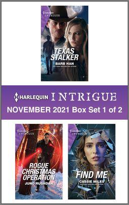 Harlequin Intrigue November 2021 - Box Set 1 of 2