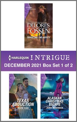 Harlequin Intrigue December 2021 - Box Set 1 of 2