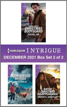Harlequin Intrigue December 2021 - Box Set 2 of 2