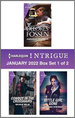 Harlequin Intrigue January 2022 - Box Set 1 of 2