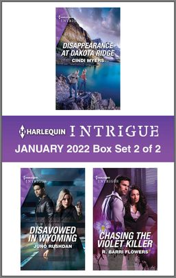 Harlequin Intrigue January 2022 - Box Set 2 of 2