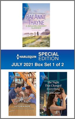 Harlequin Special Edition July 2021 - Box Set 1 of 2