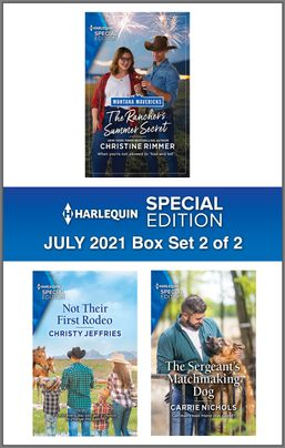 Harlequin Special Edition July 2021 - Box Set 2 of 2
