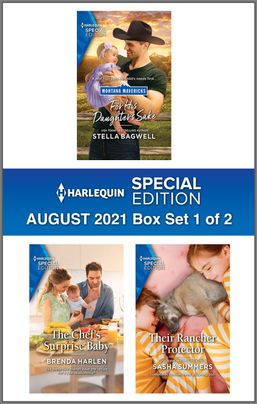 Harlequin Special Edition August 2021 - Box Set 1 of 2