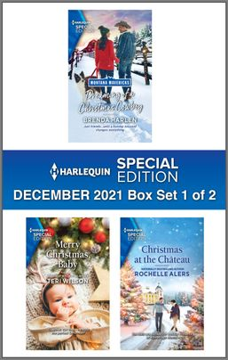 Harlequin Special Edition December 2021 - Box Set 1 of 2