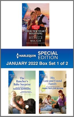 Harlequin Special Edition January 2022 - Box Set 1 of 2