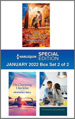 Harlequin Special Edition January 2022 - Box Set 2 of 2
