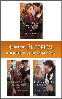 Harlequin Historical August 2021 - Box Set 1 of 2