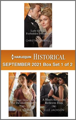 Harlequin Historical September 2021 - Box Set 1 of 2