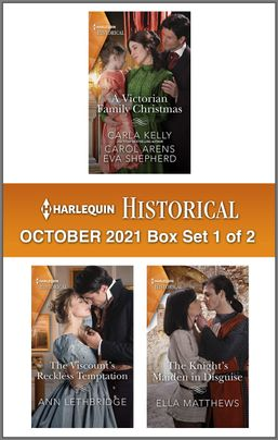 Harlequin Historical October 2021 - Box Set 1 of 2