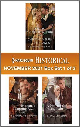 Harlequin Historical November 2021 Box Set - 1 of 2