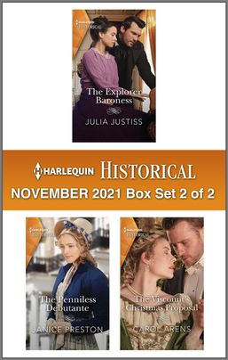 Harlequin Historical November 2021 - Box Set 2 of 2