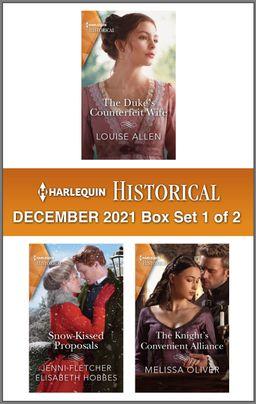 Harlequin Historical December 2021 - Box Set 1 of 2