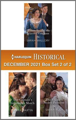 Harlequin Historical December 2021 - Box Set 2 of 2