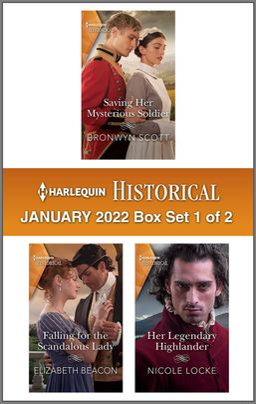 Harlequin Historical January 2022 - Box Set 1 of 2