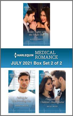 Harlequin Medical Romance July 2021 - Box Set 2 of 2