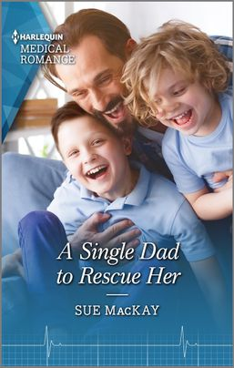 A Single Dad to Rescue Her