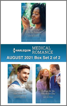 Harlequin Medical Romance August 2021 - Box Set 2 of 2
