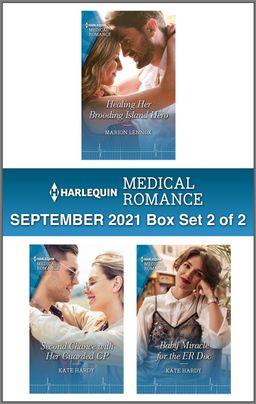 Harlequin Medical Romance September 2021 - Box Set 2 of 2