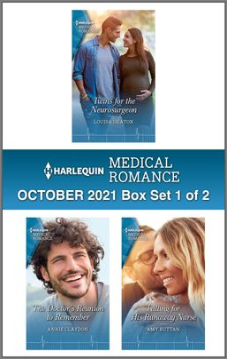 Harlequin Medical Romance October 2021 - Box Set 1 of 2