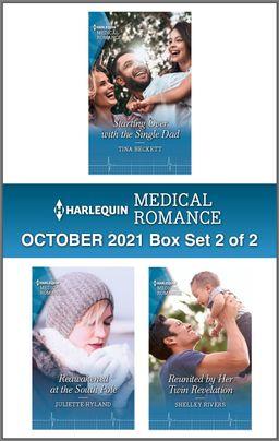 Harlequin Medical Romance October 2021 - Box Set 2 of 2
