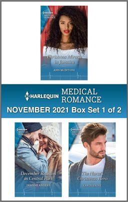 Harlequin Medical Romance November 2021 - Box Set 1 of 2