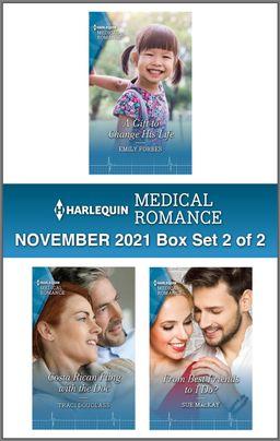 Harlequin Medical Romance November 2021 - Box Set 2 of 2