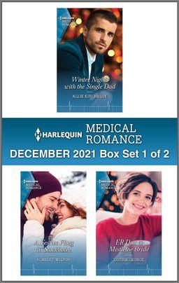 Harlequin Medical Romance December 2021 - Box Set 1 of 2