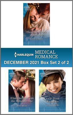 Harlequin Medical Romance December 2021 - Box Set 2 of 2