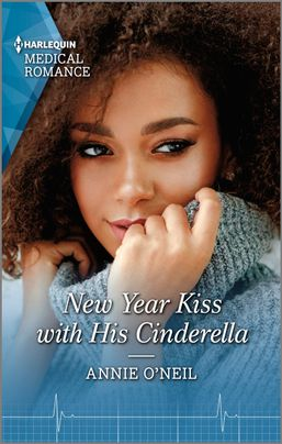 New Year Kiss with His Cinderella