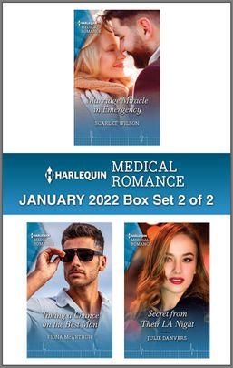 Harlequin Medical Romance January 2022 - Box Set 2 of 2