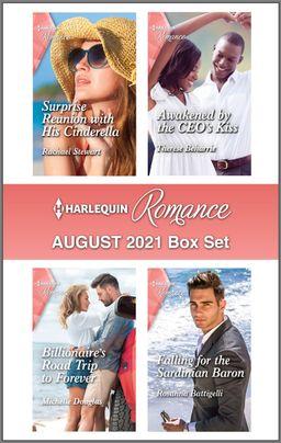 Harlequin Romance August 2021 Box Set