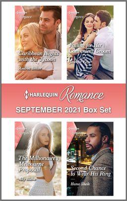 Harlequin Romance September 2021 Box Set