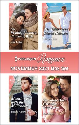 Harlequin Romance November 2021 Box Set