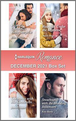 Harlequin Romance December 2021 Box Set