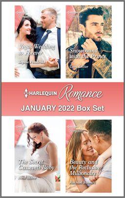 Harlequin Romance January 2022 Box Set